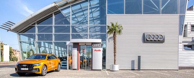 Аеліта Моторс | Офіційний дилер Audi та SEAT